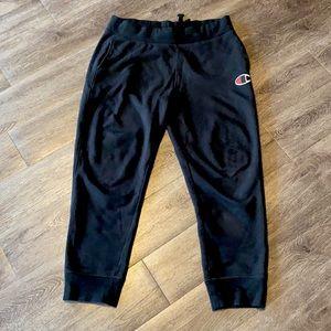Large Men's Champion sweatpants